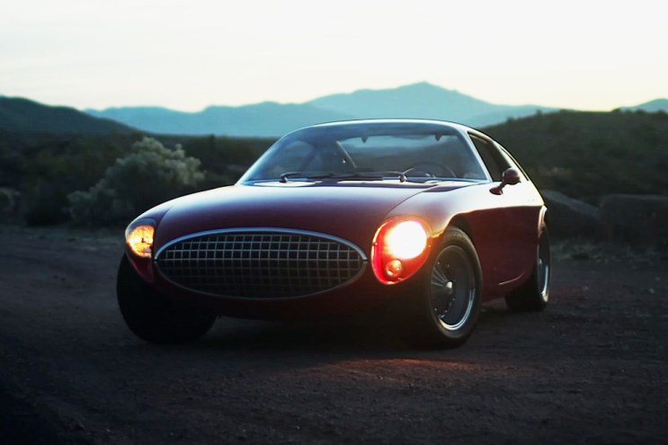 This Ultra Rare Coachbuilt Corvette Is Actually Made in Italy