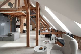 This Is the Attic Loft of Your Dreams
