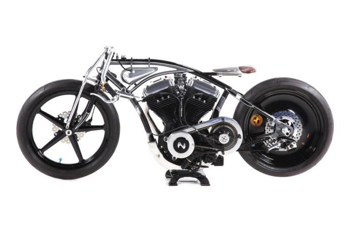 The Custom Laurent Dutruel Land Speed Racer Built for Bonneville