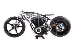 The Custom Laurent Dutruel Land Speed Racer Built for Bonneville
