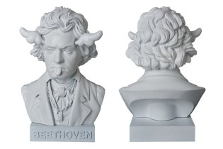 Beethoven Is Getting the D*Face Treatment