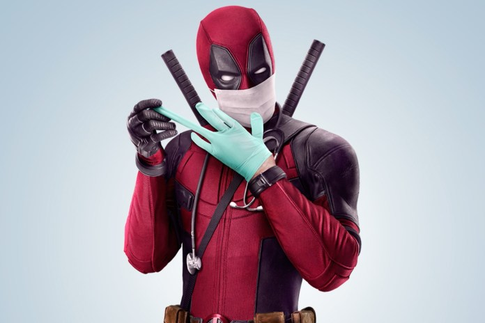 Watch Deadpool Parody Kanye West's SNL Rant