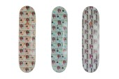 Thames London x Palace Skateboards Co-Branded Skatedecks