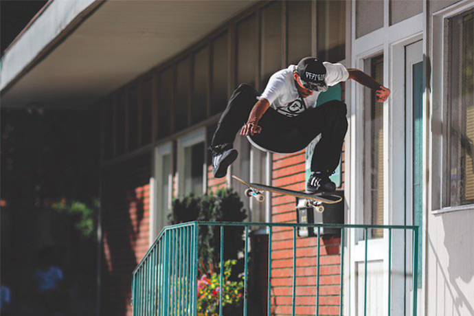 "DGK Celebrates its adidas Collab with a ""Restitched"" Rodrigo TX Video"