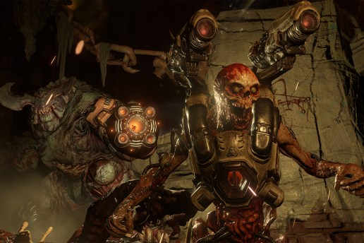 The 'DOOM' Reboot Is Finally Dropping This May