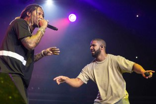 Kanye West Hints at Upcoming Music with Drake and Future