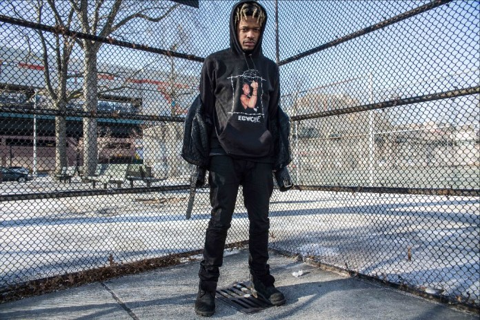 """ECWCWWF Introduces Its First Full Collection """"Don't Try This at Home"""" Modeled by Ro Ransom"""