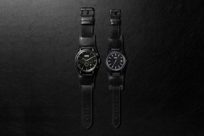 Celebrate Valentine's Day With Edwin's Signature TImepieces