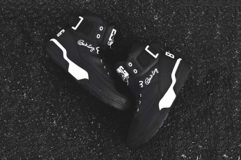 Ewing Athletics Brings Back the Ewing 33 Hi in Black/White