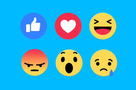 "Facebook's Like Button ""Reactions"" Are Now Available Worldwide"