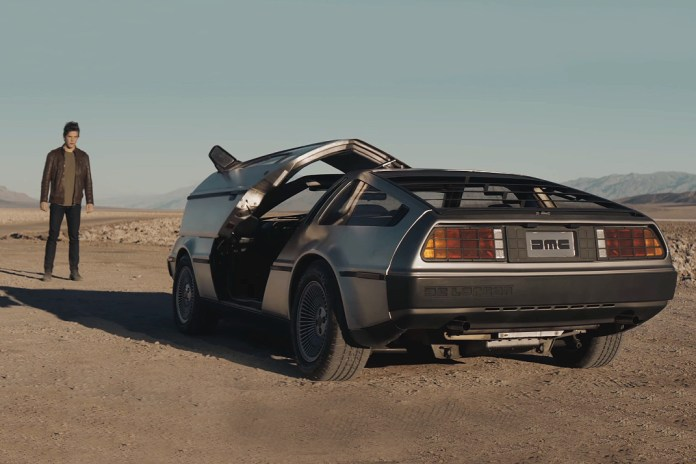Fall Back in Love With DeLorean With Its First Commercial in Years