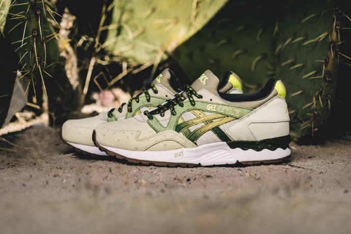 "Feature x ASICS GEL-Lyte V ""Prickly Pear"""