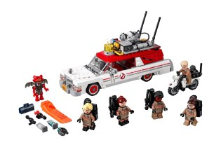 Paul Feig Unveils the LEGO Set for the 'Ghostbusters' Reboot