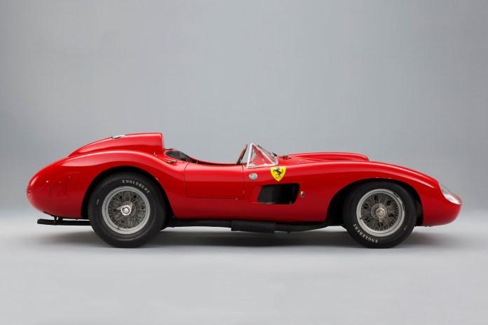 A Vintage 1957 Ferrari 335S Sells for $34.9M USD