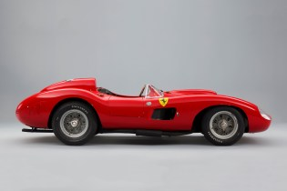 A Vintage 1957 Ferrari 335S Sells for $34.9M USD
