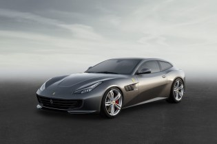 Ferrari Says Farewell to the FF and Hello to the GTC4 Lusso