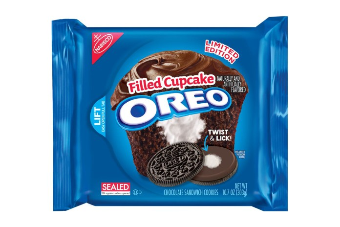 Nabisco's Latest Oreos Are Coming to Replace Your Hostess Cupcakes
