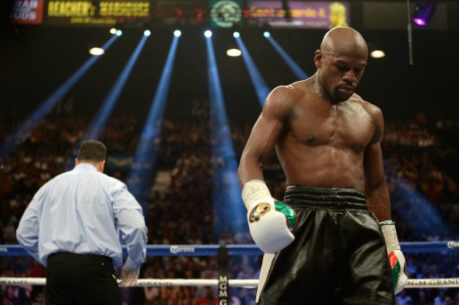 Floyd Mayweather Has a Detailed Plan for His 50th Fight