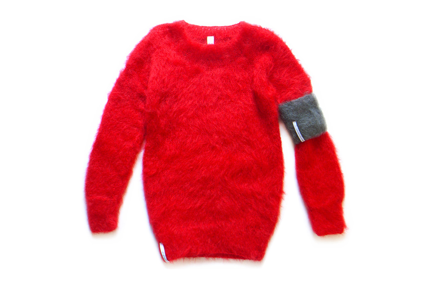 fragment design Drops Another Mohair Sweater