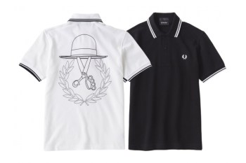 """Fred Perry Launches Limited """"Tokyo Specials"""" 2016 Collection"""