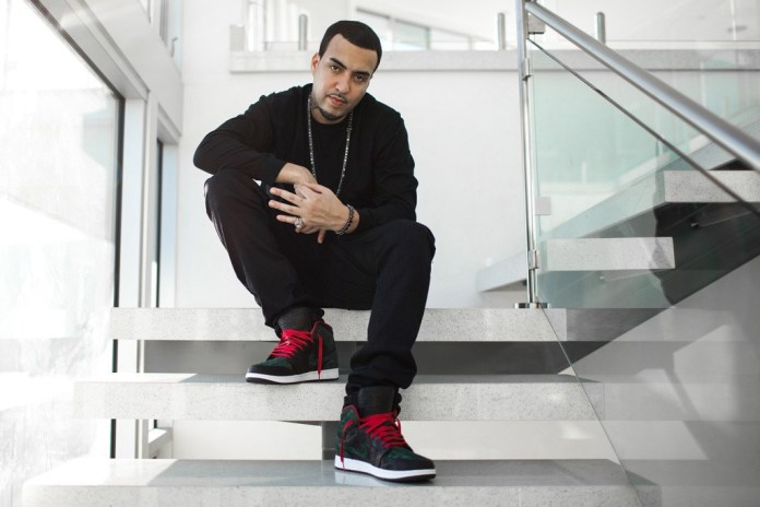 """Stream French Montana's """"Figure It Out"""" Featuring Kanye West and Nas"""