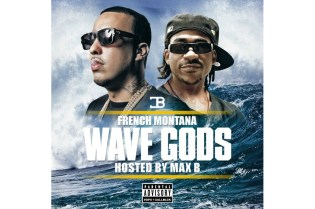French Montana & Max B's 'Wave Gods' Tracklist Reveals Features From A$AP Rocky, Kanye West, Travis Scott & More