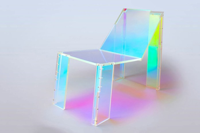French Touch: The Chair Inspired by Daft Punk
