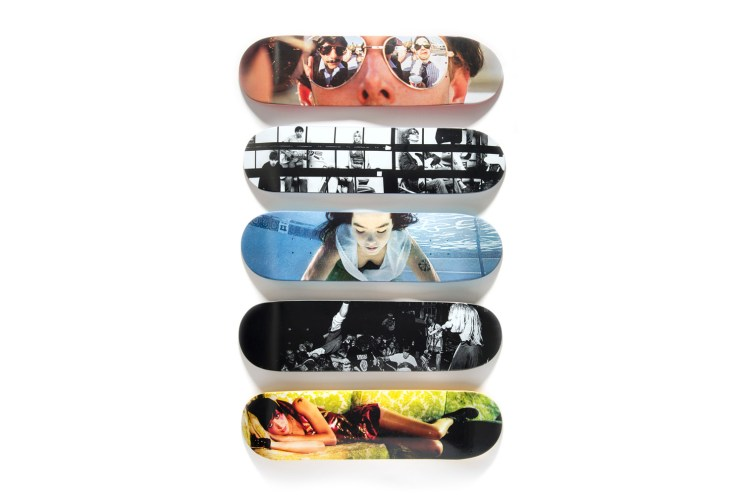 Girl Skateboards Unveils Special Board Series Featuring Spike Jonze Photographs