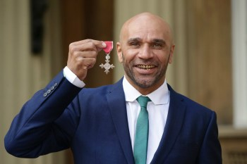 Goldie Awarded MBE Honor by British Monarchy