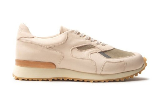 GREATS Is Dropping the Pronto in Natural Untanned Goat Leather
