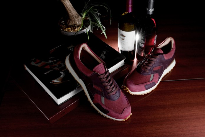 "GREATS 2016 Spring/Summer ""Bordeaux"" and ""Color Block"" Pronto"