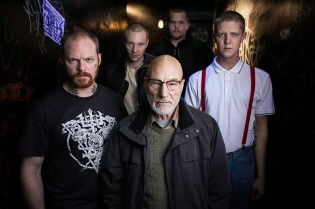 Patrick Stewart Turns Into a Homicidal Neo-Nazi in 'Green Room'