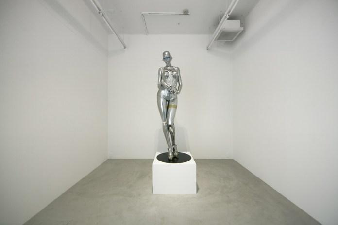 "Hajime Sorayama ""An Actress Is Not a Machine, but They Treat You Like a Machine"" Exhibition @ NANZUKA Gallery"