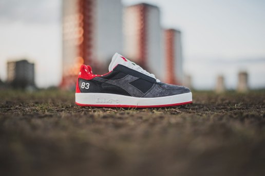 "hanon and Diadora's B.Elite ""83 Final"" Celebrates the Spirit of the Underdog"