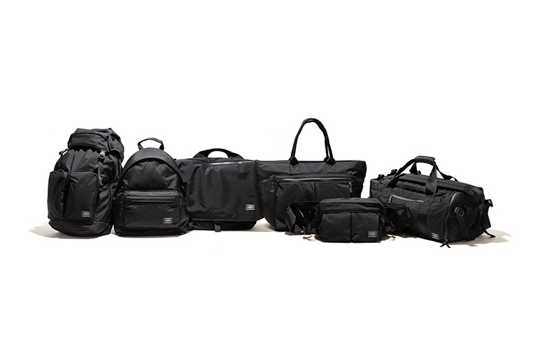 "Head Porter Drops Blacked-Out Bags With the ""Yukon"" Collection"