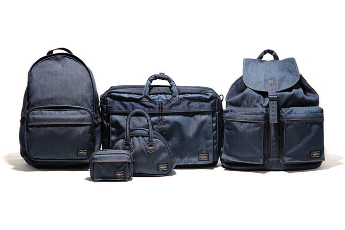 Head Porter Dips Its Latest Collection in Indigo
