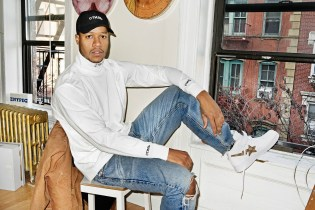 Heron Preston on Abandoning Nike for Yeezy Season 1
