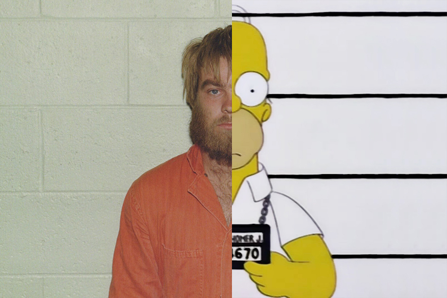 Homer Simpson Is Steven Avery in This 'Making a Murderer' Trailer Remix