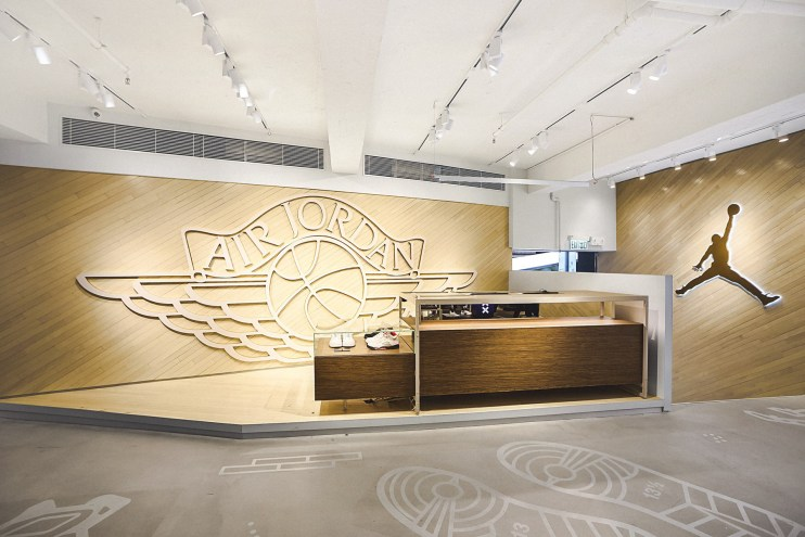 Jordan Brand's Largest Flagship Store in Asia Opens in Hong Kong