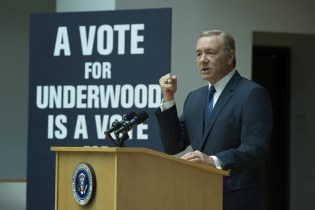 Frank & Claire Continue Their Pursuit for Power in 'House of Cards' Season 4