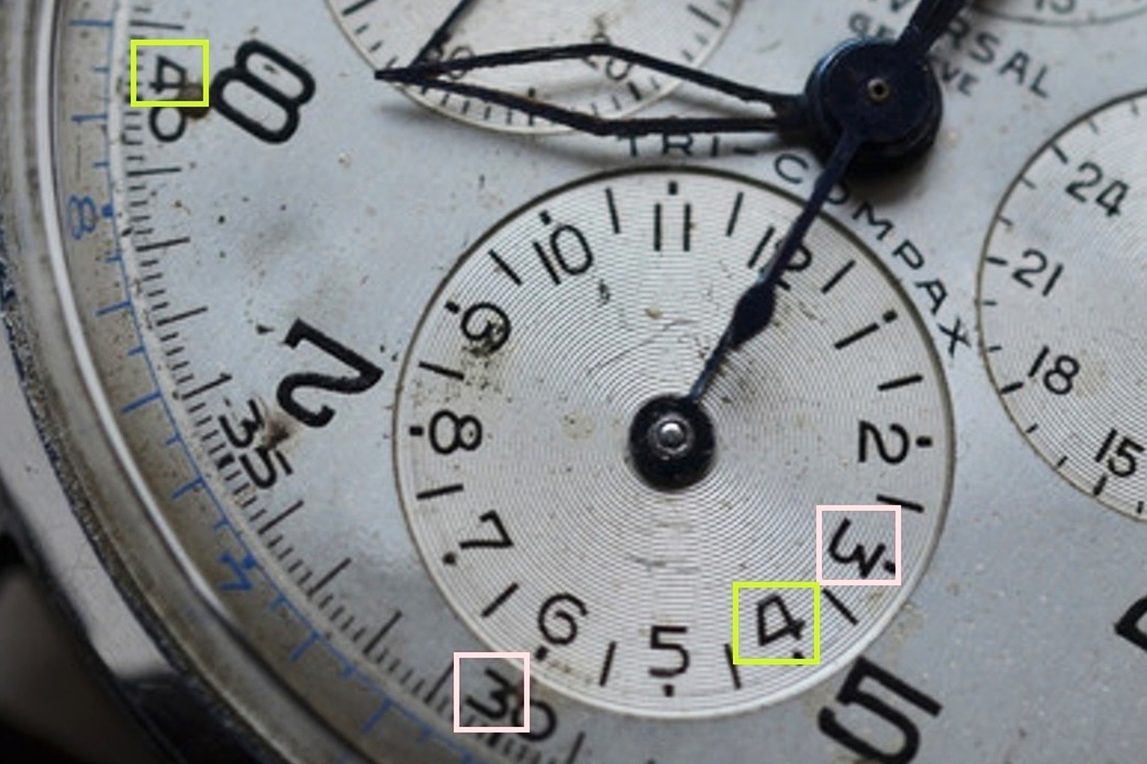 Why and How to Avoid a Vintage Watch That Has Had the Dial Restored