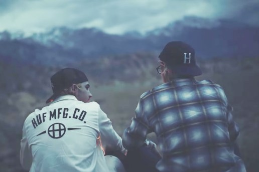 HUF Travels to the Desert for Its Spring 2016 Video Lookbook