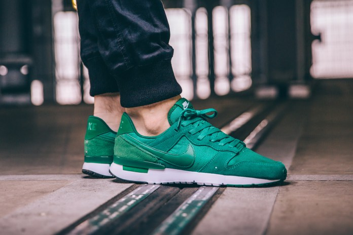 """A """"Hulk"""" Aesthetic Is Presented Via Nike's Archive '83.M Model"""