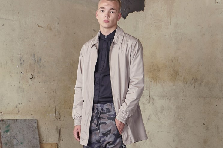 "I Love Ugly 2016 Spring/Summer ""Foundry"" Lookbook"