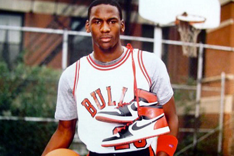 Inside Michael Jordan's Deal With Nike