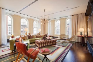 A Look Inside the J.Crew CEO's $25 Million USD Tribeca Loft