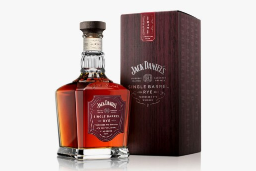 Jack Daniel's Expands Its Repertoire With the Single Barrel Rye