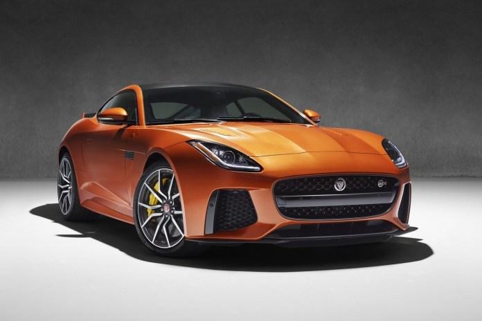 Jaguar's 200 mph F-Type SVR to Debut at Geneva Motor Show