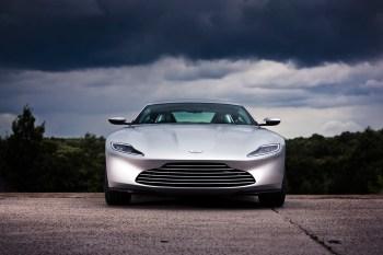James Bond's Aston Martin DB10 Sold for $3.5 Milllion USD