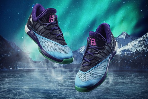 James Harden Heads to Toronto's NBA All-Star Game With a Special adidas Crazylight Boost 2.5